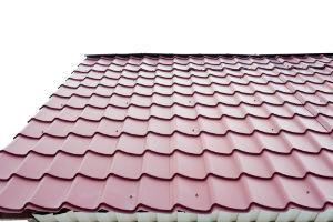 purple roof