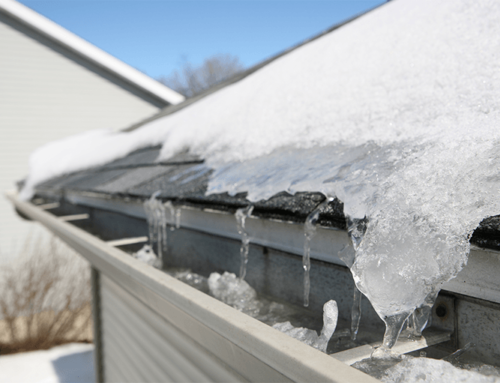 Protection Against Ice and Water Dams – Boise Roofing